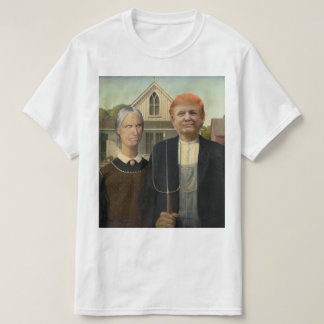 T-shirt Atout - gothique américain