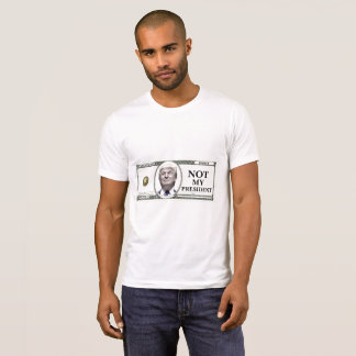 T-shirt Atout : Non mon président