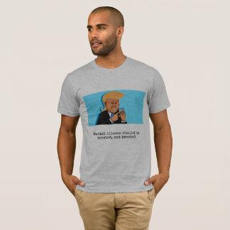 T-shirt Atout : Traité non gazouillé