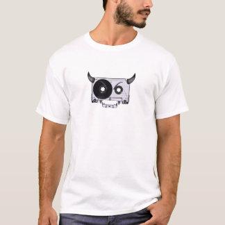 T-shirt Attachez du ruban adhésif au monstre