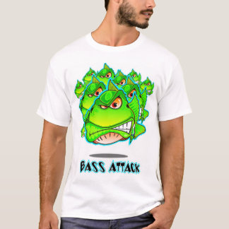 T-shirt attaque basse