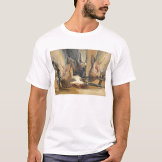 T-shirt Attaque de paquet