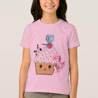T-shirt Attaque de petit gâteau ! (>_<)