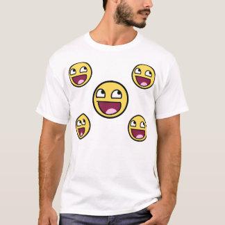 T-shirt Attaque impressionnante