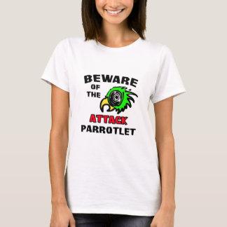 T-shirt Attaque Parrotlet