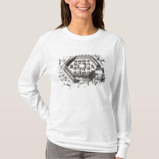 T-shirt Attaque sur un village Iroquois