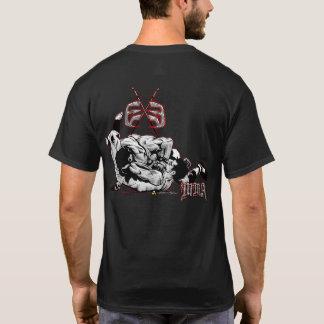 T-shirt Attaquer de MIXED MARTIAL ART