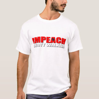 T-shirt Attaquez le marcheur de Scott