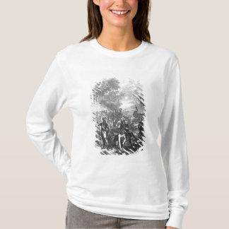 T-shirt Atterrissage de De Soto en Floride