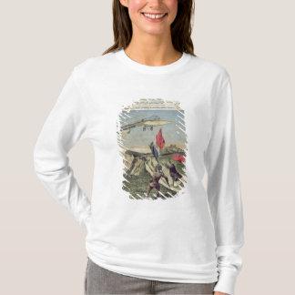 T-shirt Atterrissage de Louis Bleriot à Douvres