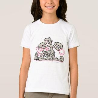T-shirt Atterrissage dur d'E. Coyote de Wile