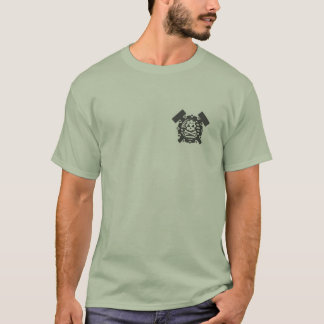 T-shirt Attitude HB mauvaise