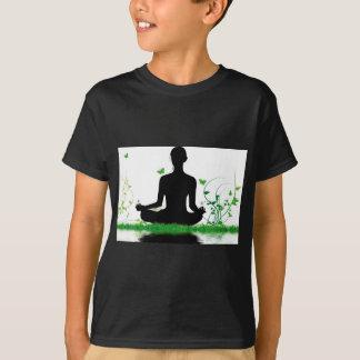 T-shirt attitude zen