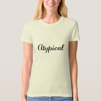 T-shirt Atypique