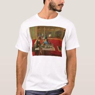 T-shirt Au café