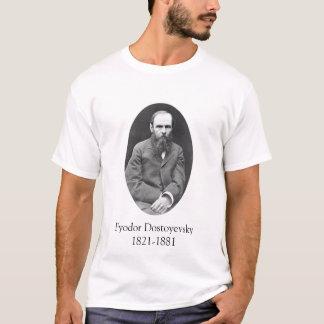 T-shirt Au cas où vous lisiez Dostoyevsky (l'avant)