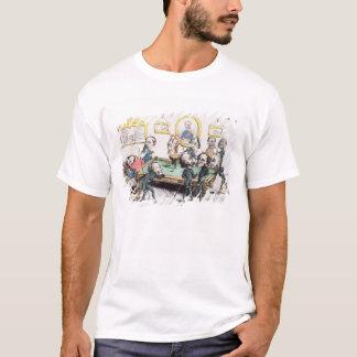T-shirt Au Cercle Imperial d'Une Partie de Billard