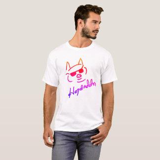 T-shirt Au début…. HOGDADDEE
