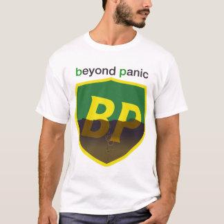 T-shirt Au delà de la chemise de BP de panique - rétro