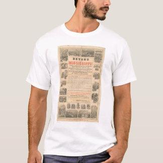 T-shirt Au delà du Mississippi (0023A)