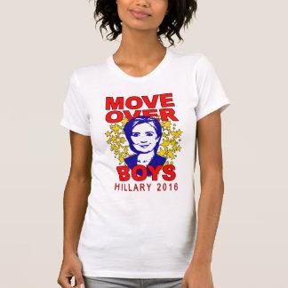 T-shirt au-dessus de garçons de Hillary Clinton