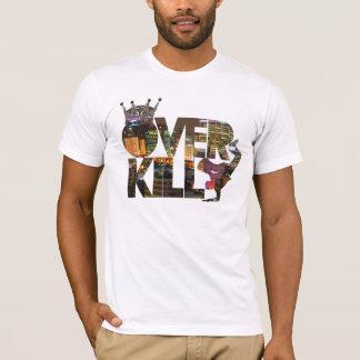 T-shirt - au-dessus de la mise à mort - Séoul bboy Corée