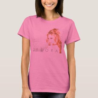 T-shirt Au-dessus de l'épaule Deborah Gibson