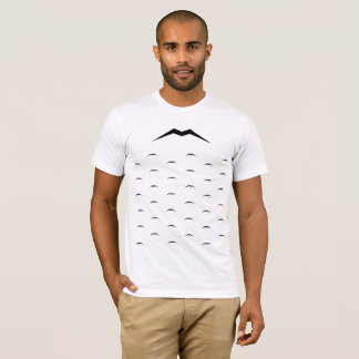 T-shirt Au minimum Birds