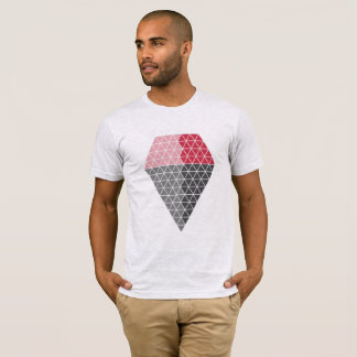 T-shirt Au minimum Diamond
