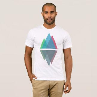 T-shirt Au minimum Mountains