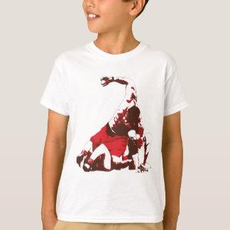 T-shirt Au sol et livre de MIXED MARTIAL ART