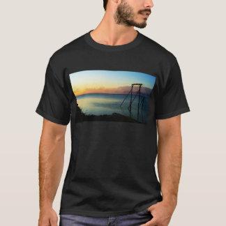 T-shirt Aube à Heron Island