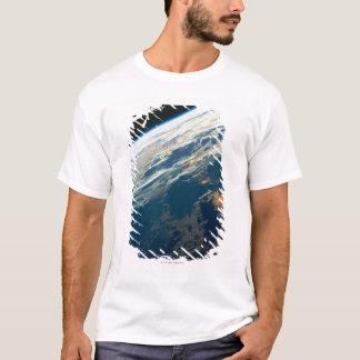 T-shirt Aube au-dessus de l'Océan Atlantique
