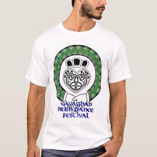 T-shirt Aube de MGAVAG