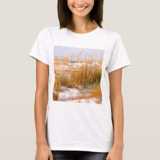 T-shirt Aube Destin de dunes de plage