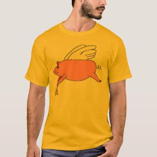 T-shirt Aucun argent liquide, juste or