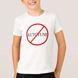 T-shirt Aucun Autotune