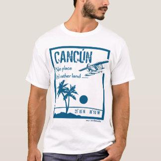 T-shirt Aucun endroit… Cancún