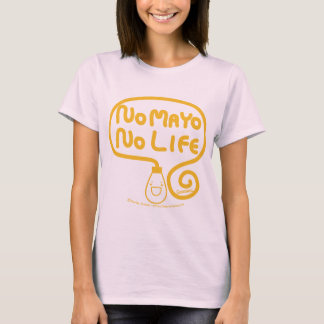 T-shirt Aucun Mayo aucune vie