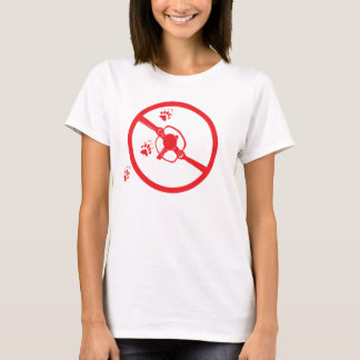 T-shirt Aucun piégeage
