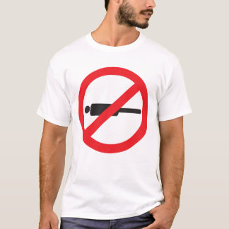 T-shirt Aucun Planking