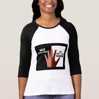 T-shirt Aucun racisme
