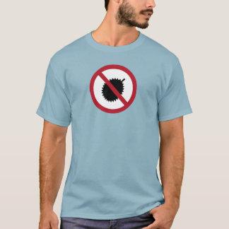 T-shirt Aucun signe des durians (1), Singapour