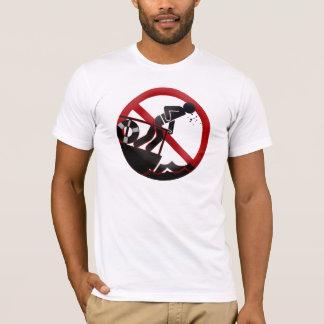 T-shirt Aucun vomir