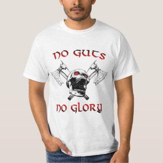T-shirt Aucune chemise d'entrailles