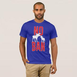 T-shirt Aucune interdiction d'agneau d'orignaux