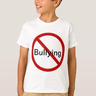 T-shirt Aucune intimidation