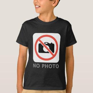 T-shirt Aucune photo
