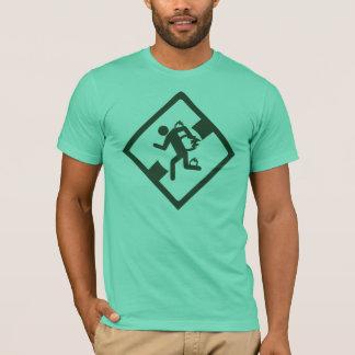 T-shirt Aucune violence contre la chemise de personnes