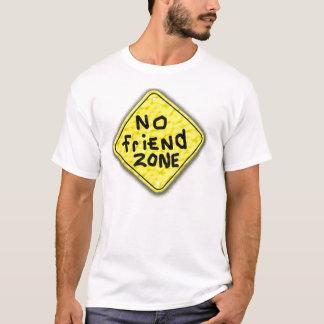 T-shirt Aucune zone d'ami